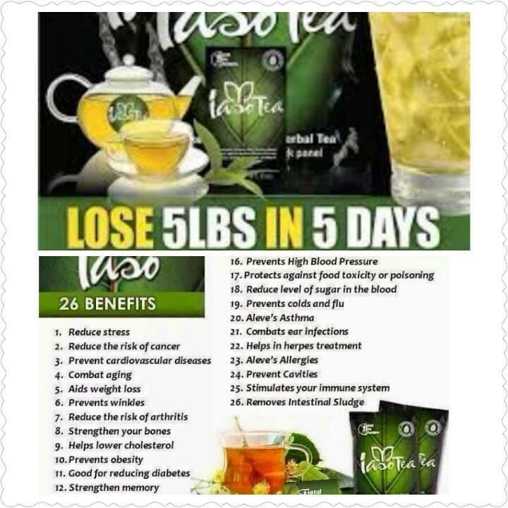 total life changes iaso tea